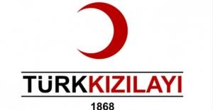 Musul'a İlk İnsani Yardım Türk Kızılayı'ndan