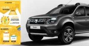 Renault Grubu'nun Cirosu 3. Çeyrekte Yüzde 13 Arttı