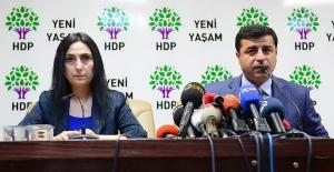 11 HDP Milletvekili Gözaltında