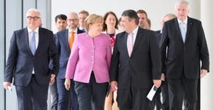 Almanya Dışişleri Bakanı Resmen Cumhurbaşkanı Adayı