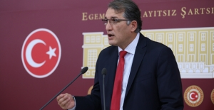 İrgil, Bursa Su Kirliliğini Meclise Taşıdı