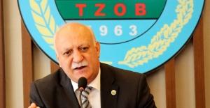 TZOB Başkanı Bayraktar: Fındık, Üzüm, Kayısı Ve İncir'de Üreticinin Tahammülü Kalmadı