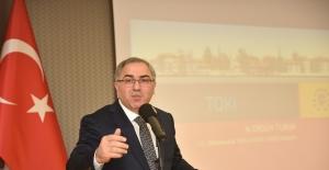 TOKİ Başkanı Turan: Hiçbir İşimizi Döviz İle Yapmıyoruz