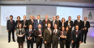 7'nci Kurumsal Yönetim Ödülleri Sahiplerini Buldu