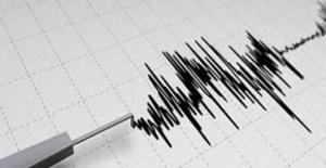Ege Denizi'nde Art Arda İki Deprem Yaşandı