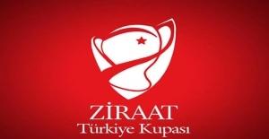 Ziraat Türkiye Kupası'nda Son 16 Eşleşmeleri