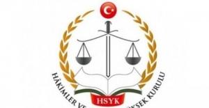 HSYK 454 Hakim Ve Savcının Görev Yerini Değiştirdi