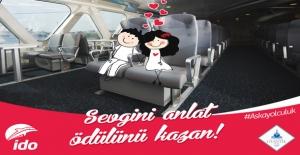 İDO, Sevgilileri Aşka Yolculuğa Çıkarıyor