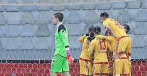 Kayserispor Çeyrek Final'de