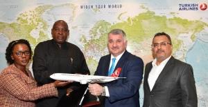 THY ve Namibya Hava Yolları Arasında Ortak Uçuş Anlaşması