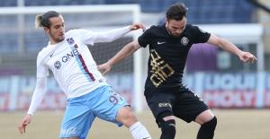 Trabzonspor Çıkışını Sürdürdü