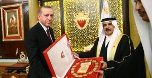 """""""Türkiye, İyi ve Kötü Gününde Bahreyn'in Yanında Olmayı Sürdürecektir"""""""