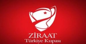 Ziraat Türkiye Kupası Çeyrek Ve Yarı Final Kura Çekimi 7 Şubat'ta