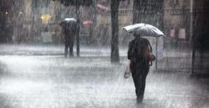 Ankara Ve İstanbul İçin Kuvvetli Yağış Uyarısı