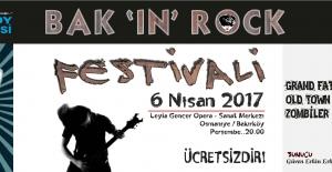BAK'IN ROCK Festivali 6 Nisan'da