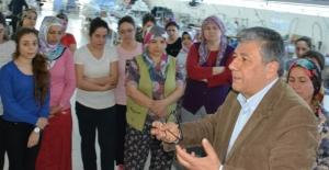 CHP'li Balbay: İzmir'in Dağlarında Hayırlar Açacak