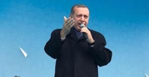 """Cumhurbaşkanı Erdoğan: """"Üniter Yapının En Büyük Savunucusu, En Başta Şahsım Başta Olmak Üzere Biz Olduk"""""""