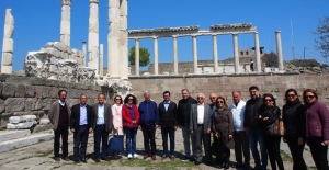 Söke Belediyesi'nden Bergama'ya Teknik Gezi