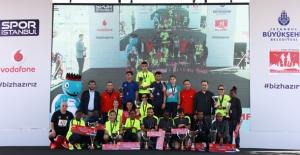 Vodafone 12. İstanbul Yarı Maratonunu Tanzanyalı Ismaıl Juma Kazandı