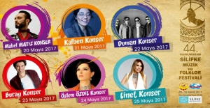 Silifke'de Festival Coşkusu Başlıyor