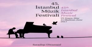 Sıra Dışı Temalı 45. İstanbul Müzik Festivali Başlıyor