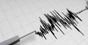 Van'da 4.5 Büyüklüğünde Deprem