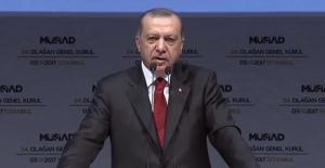 Cumhurbaşkanı Erdoğan:Terörist Olmayan İçin OHAL Yok Hükmündedir