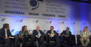 Hisarcıklıoğlu Montreal'de Küreselleşme İçin 'Kapsayıcılık' İstedi