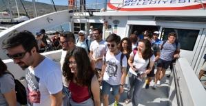 İzmir - Foça Deniz Seferleri Yeniden Başlıyor