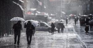 Meteorolojiden Sel Uyarısı Geldi