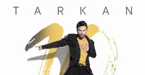 Tarkan' ın Yeni Albümü Rekor Sayıda İndirildi