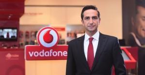 Vodafone Bayramda GSM Trafiğinde Rekor Kırdı