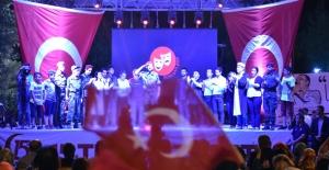 15 Temmuz'a 'Şehir Tiyatrosu' Damga Vurdu