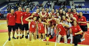 19 Yaş Altı Milli Takımımız Balkan Şampiyonası'nda 2. Oldu