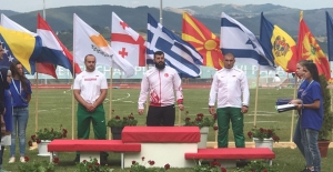 Balkanlarda İlk Gün 8 Madalya