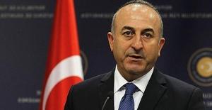 Dışişleri Bakanı Çavuşoğlu'ndan Bir İlk