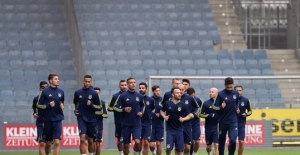 Fenerbahçe, Sturm Graz Maçına Hazır