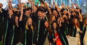 İTÜ'de 3 Bin Öğrenci Mezun Oldu