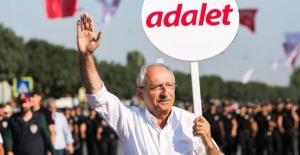 """Kılıçdaroğlu: Adımlarımdan Korkup """"Adalet Sokakta Aranmaz"""" Dediler """"Ülkede Adalet Var"""" Diyemediler"""