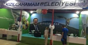 Kızılcahamam Ankara Festivalinde Yerini Aldı