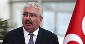 MHP'li Yalçın'dan Ak Partili Ünal'a Nezaket Tepkisi