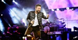 Tarkan Açıkhava Konserlerinin 5. Gecesi