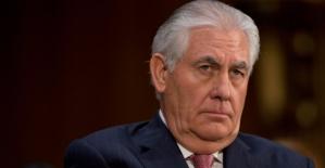Tillerson: Suriye'de Uçuşa Yasak Bölgeler Konusunda Rusya İle Çalışmaya Hazırız