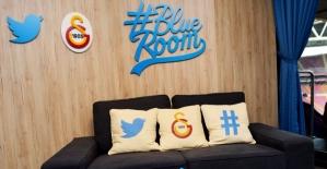 Twitter'ın 'Blue Room'u İlk Kez Galatasaray İle Türkiye'de
