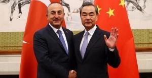 Bakan Davutoğlu, Çin Halk Cumhuriyeti'ni Ziyaret Etti