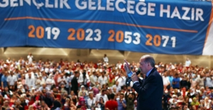 """Cumhurbaşkanı Erdoğan: """"Kimsenin Racon Kesmesine İhtiyacım Yok"""""""