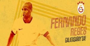 Fernando Reges Galatasaray'da