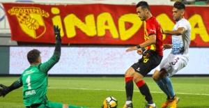 Göztepe-Trabzonspor: 3-2