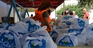 Söke Belediyesi Kurban Bayramında Yardıma İhtiyacı Olan Ailelere Et Dağıttı