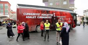 Ataşehir Cumhuriyet Kutlamalarına Hazırlanıyor